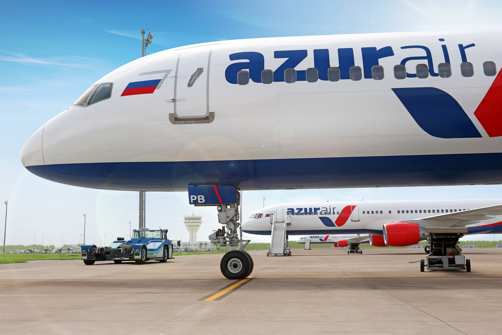 Azur air photogallery image 03